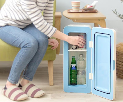 Recolte Mini Fridge