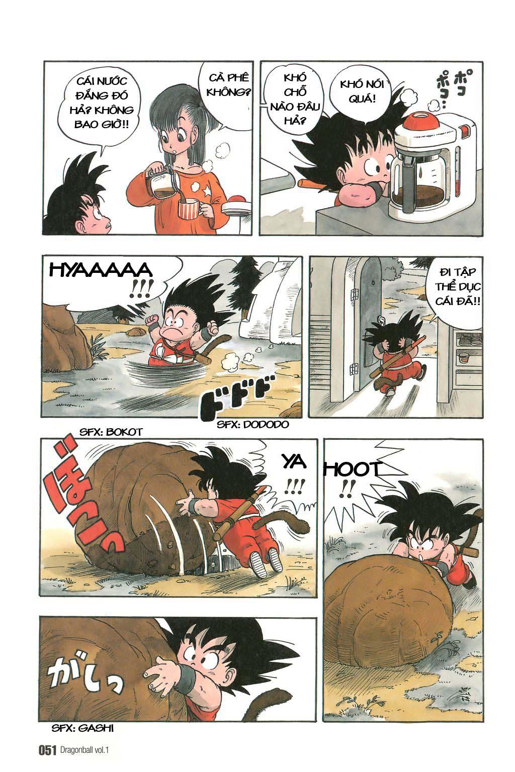 Dragon Ball chap 3 trang 3