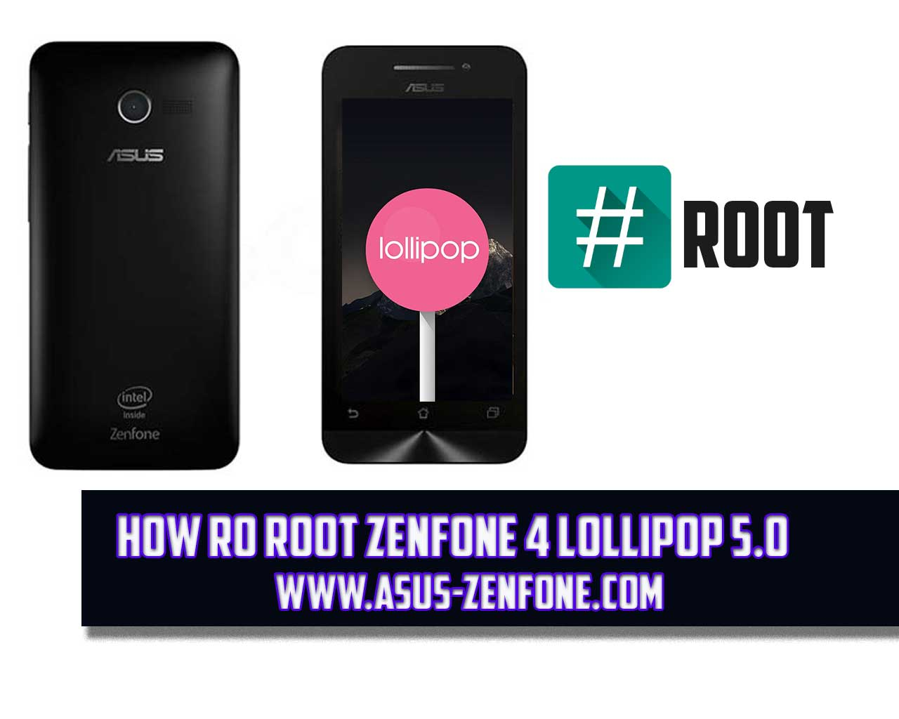 How to Root ASUS Zenfone 4 Lollipop (Android 5 0) ~ Asus