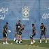 Fotos do treino da Seleção Brasileira desta quarta-feira em Sochi