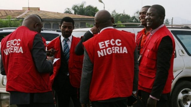 SECURITY VOTES: INVESTIGATE FG, STATES, GROUP CHALLENGES EFCC