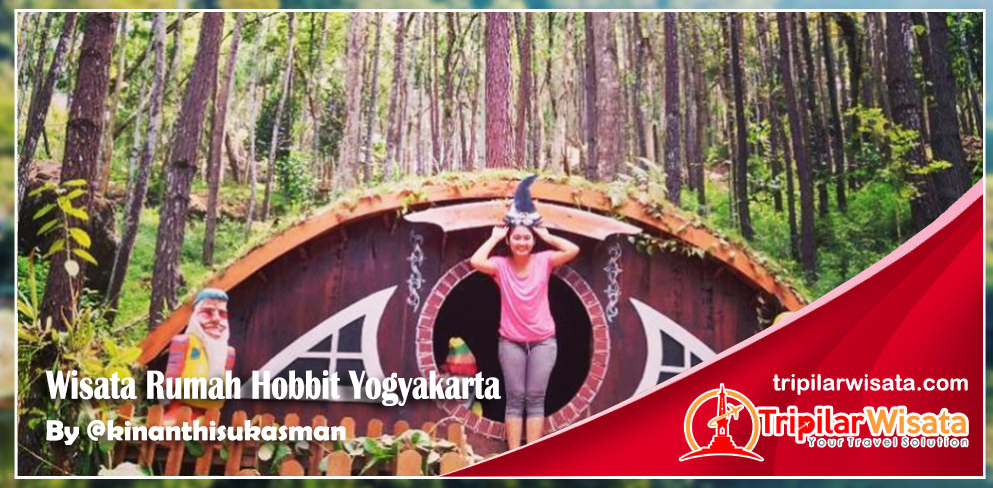 Wisata rumah hobbit bantul Jogja - wisata terbaru