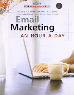 The Social Media Optimization Book for Email Marketing |An Hour A Day-Jeanniey Mullen