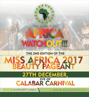 Picture%2B1 - Watch out for the 2nd Edition of the Miss Africa 2017 beauty pageant holding 27th December, Eve of Carnival Calabar 2017 with the theme #Migration