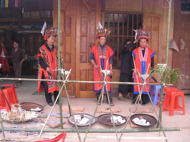 Part 1: Traditional custom of Vietnamese ethnics on Tet holiday 4