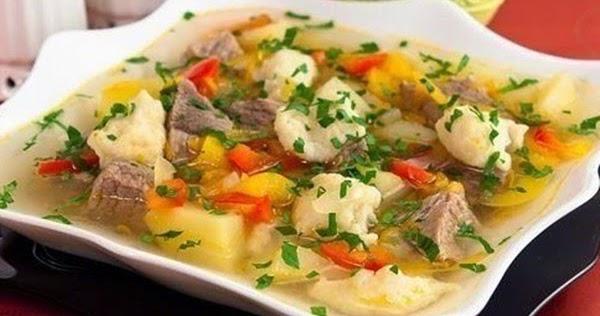 Рецепты куриных супов без картошки