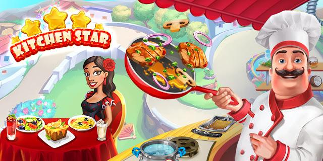 Restaurant: Kitchen Star v1.3.1 MOD