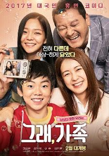 Sinopsis Film Yes, Family 2017 (Korean Movie)