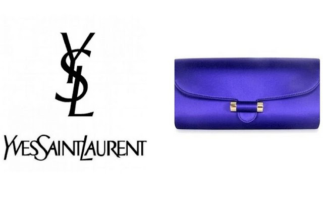 Crown Princess Mary's Prada Dress & Yves Saint Laurent Clutch