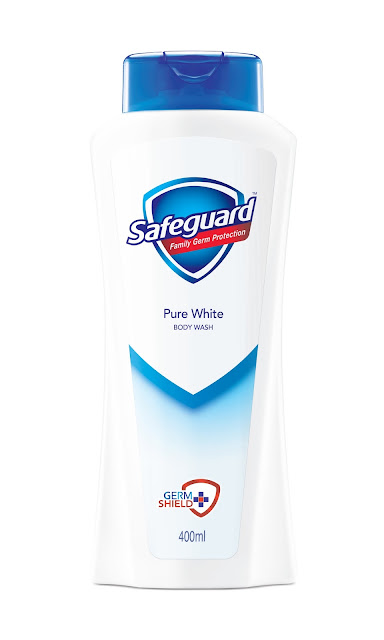 Safeguard Pure White Body Wash