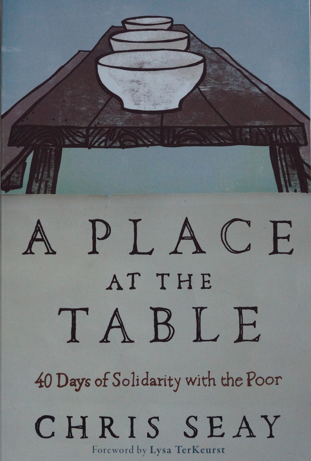 compassion family a place at the table book giveaway rh compassionfamily blogspot com