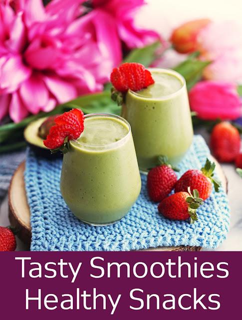 Tasty smoothies
