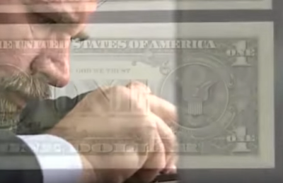 рисунки на банкнотах