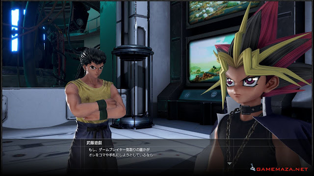 JUMP FORCE Gamaplay Screenshot 2