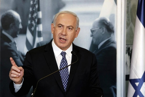 Benjamin Netanyahu y el reconocimiento de Palestina