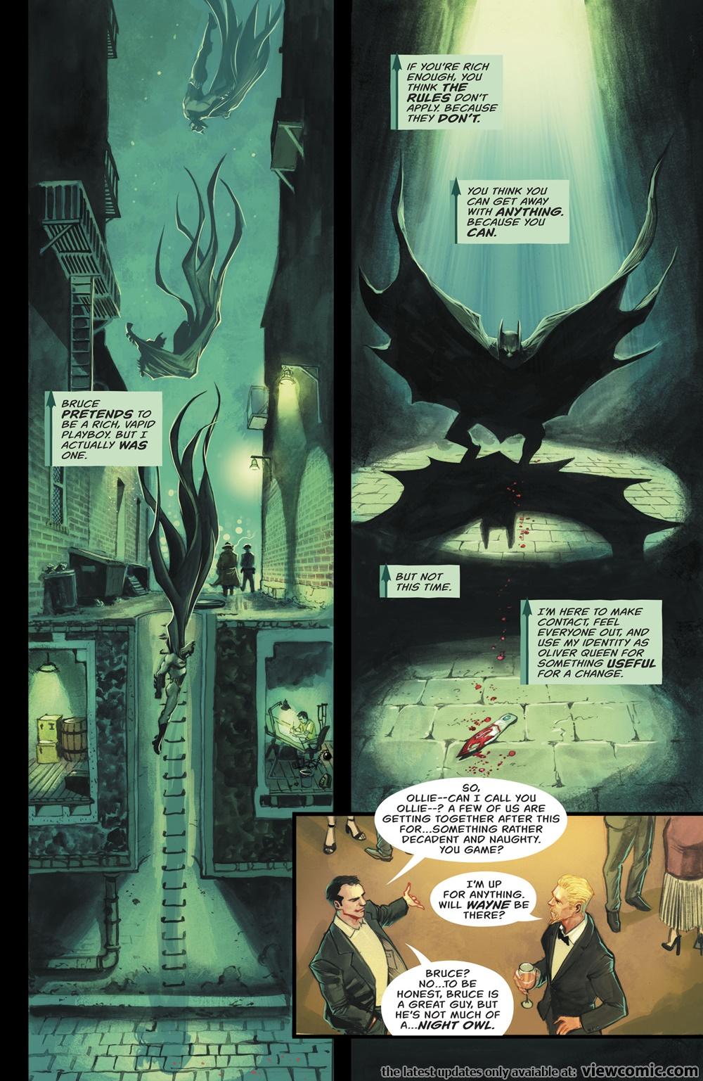 Green Arrow v7 029 (2017)  | Vietcomic.net reading comics online for free