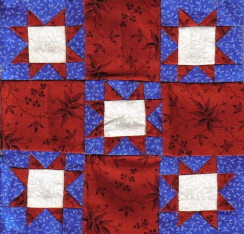 Clmt Quilter Civil War Love Letters Quilt Blocks