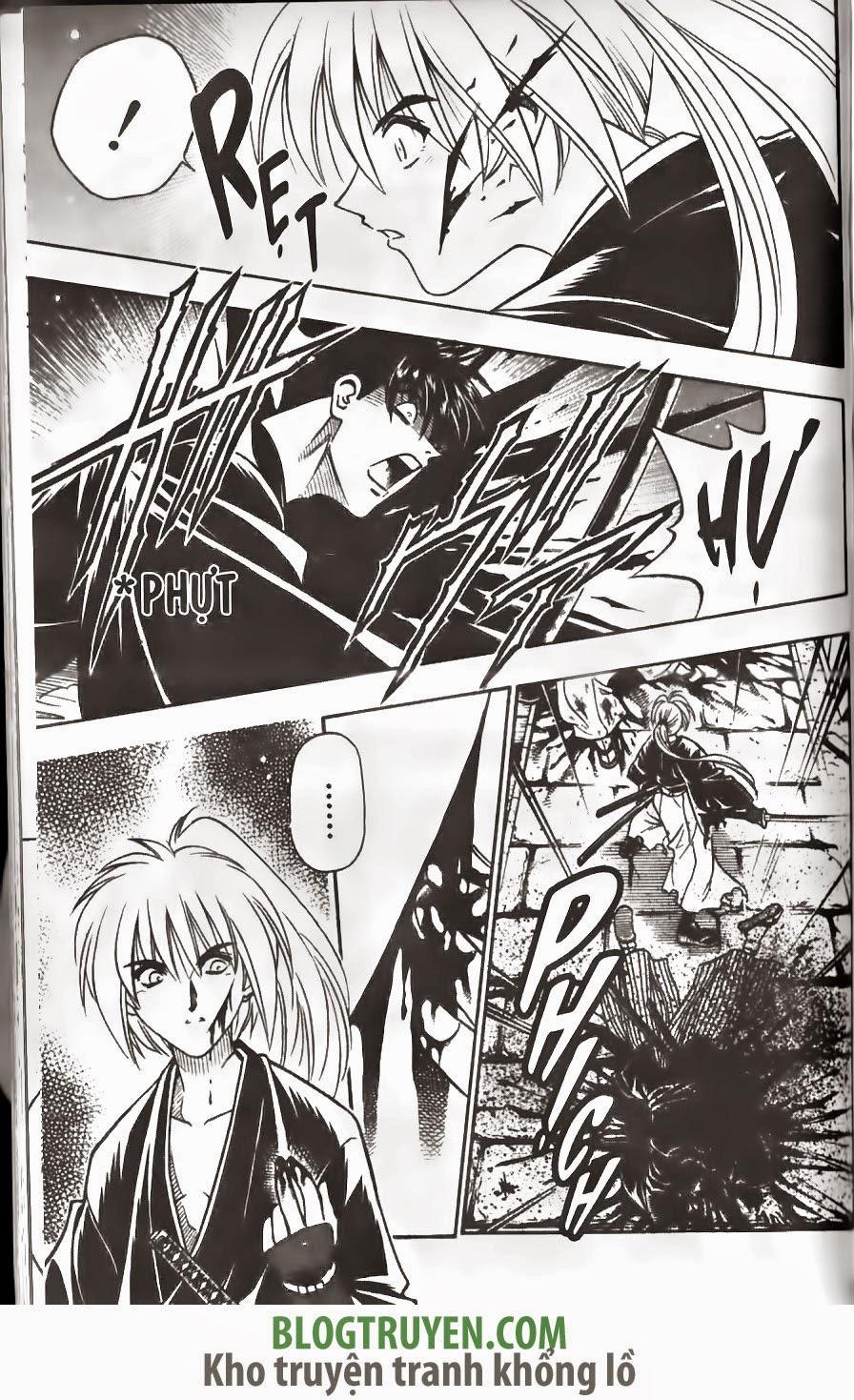 Rurouni Kenshin chap 165 trang 13