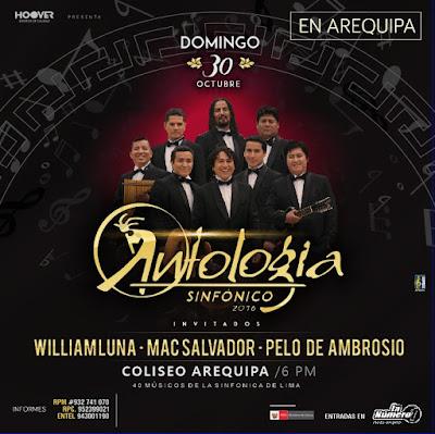 Antología en Arequipa 2016
