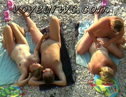 BeachHunters Sex 21539-21586 (Nude beach sex with nudist couples filmed on voyeur cam)
