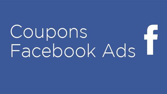قسيمة إعلانات فيس بوك