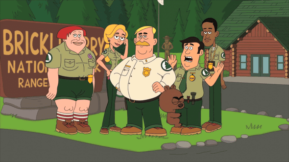 Desenho Brickleberry Dublado para download torrent