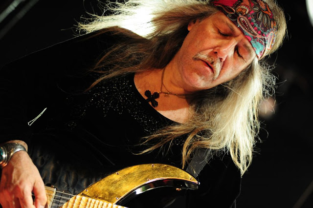 Uli Jon Roth - Interview 2016
