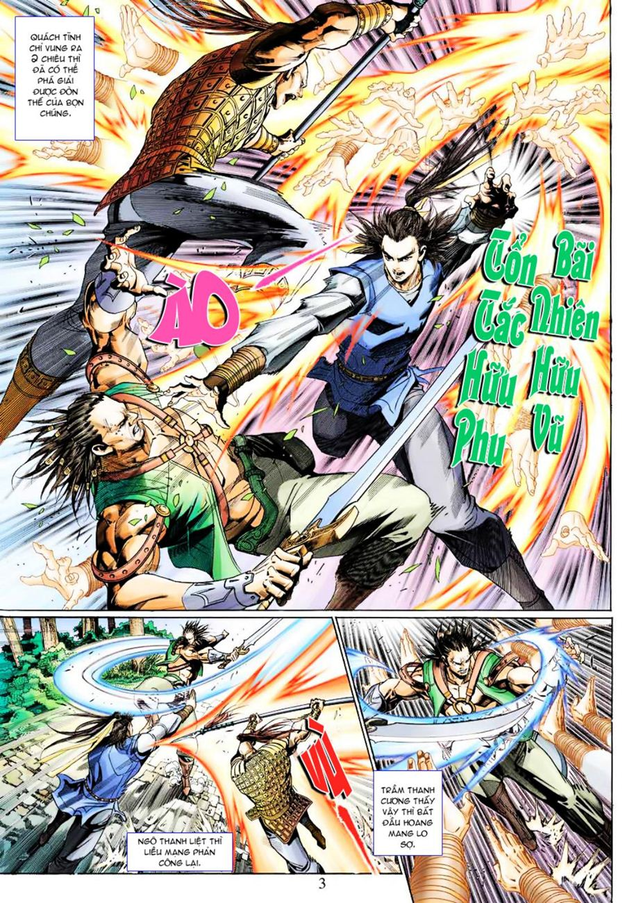 Anh Hùng Xạ Điêu anh hùng xạ đêu chap 38 trang 2