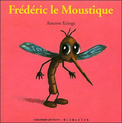 Télécharger Livre Gratuit Drôles de petites bêtes - Frédéric le moustique pdf