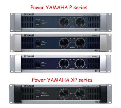Harga Power Amplifier Yamaha