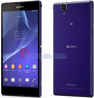 Tutorial Flashing Sony Xperia T2 Ultra D5322 Bootloop Via Flashtool