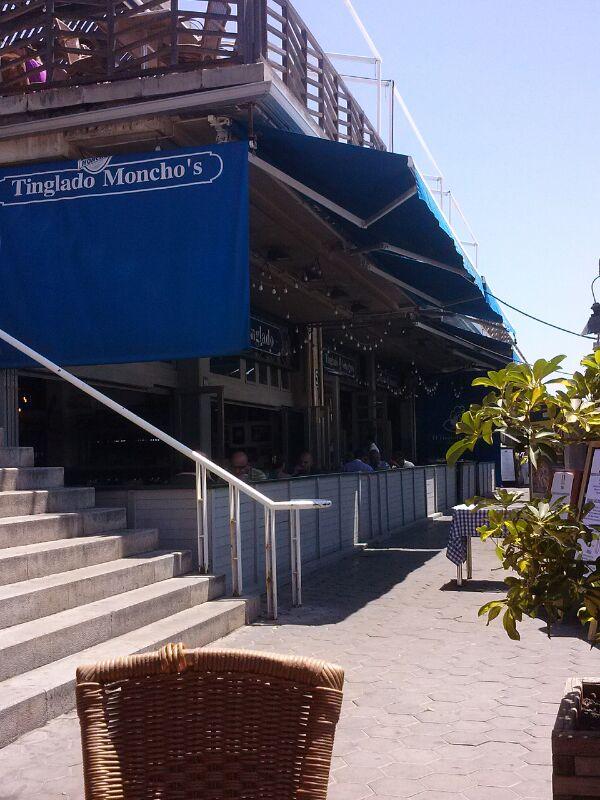 monchos port olimpic