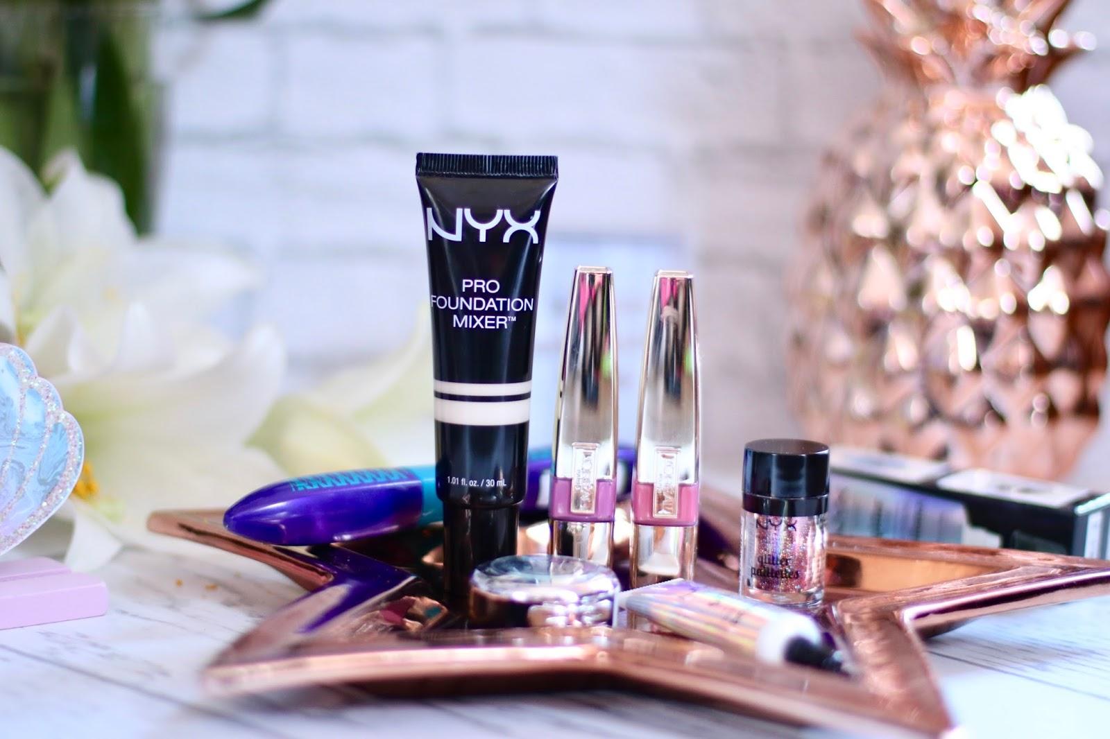 Nowości Kosmetyczne - NYX, L'oreal