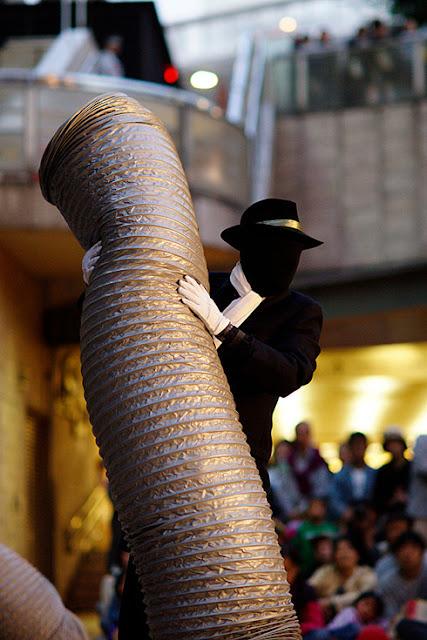Street Performance at Sangenjaya, Setagaya, Tokyo