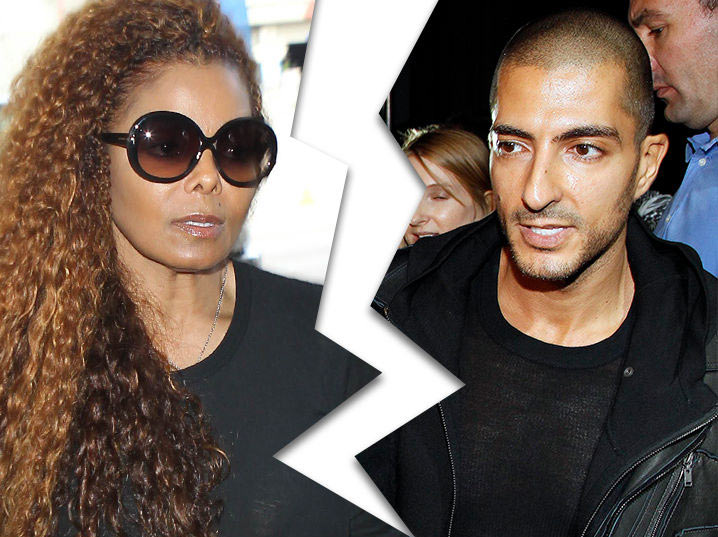 I love you forever - Janet Jackson's seperated husband laments on social media