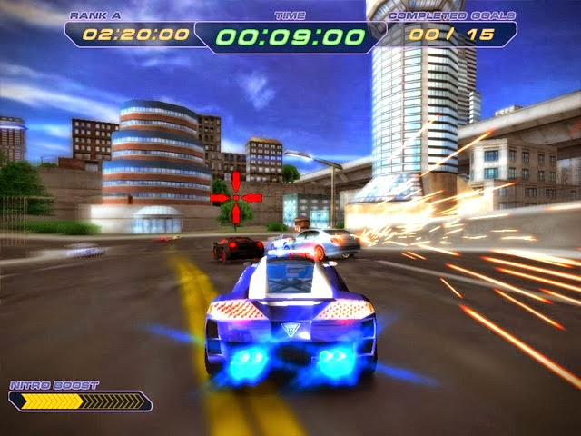 Game PC Police Supercars Racing Gratis