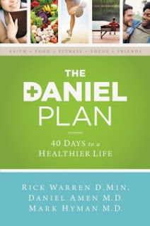 The Daniel Plan by Rick Warren, Daniel Amen and Mark Hyman