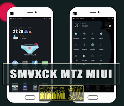 Update Themes MIUI Smvxck Mtz For Xiaomi Android