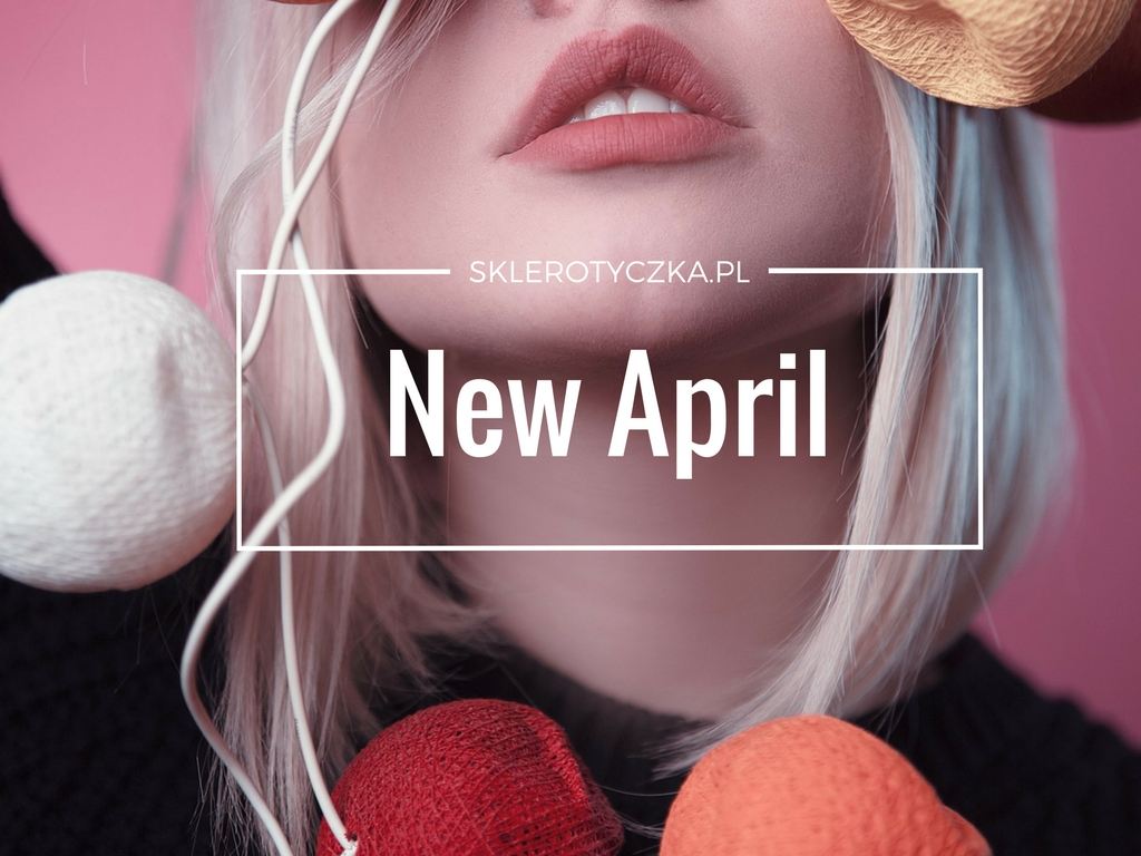 Nowości kwietnia