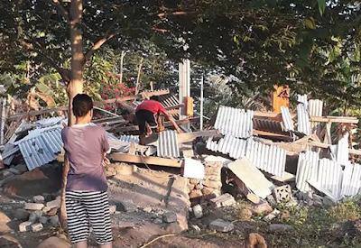 indonesia seismic tremor 2018