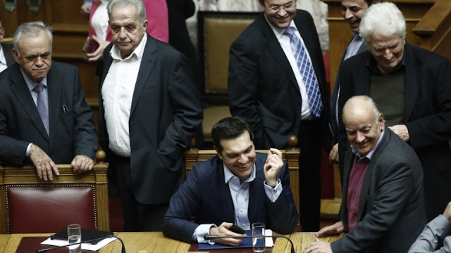 Ο ευτελισμός της ελληνικής κοινοβουλευτικής Δημοκρατίας