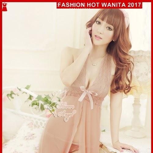 FWS038 Lingerie JAPAN 063 Cream Berkualitas BMGShop