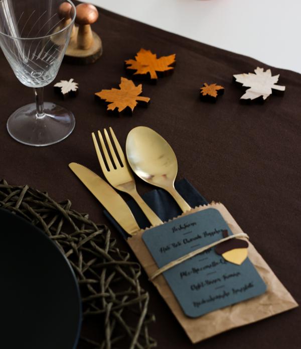 Herbst Dinner, Menü, Fleurcoquet, Café et le Dîner