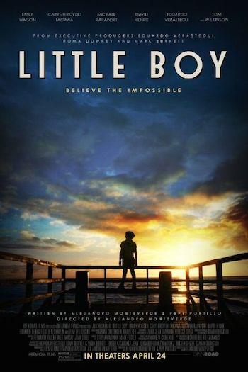 Little Boy (2015) WEB-DL 720p x264 400MB