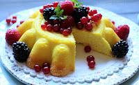 Torta di ricotta e limone (senza farina)