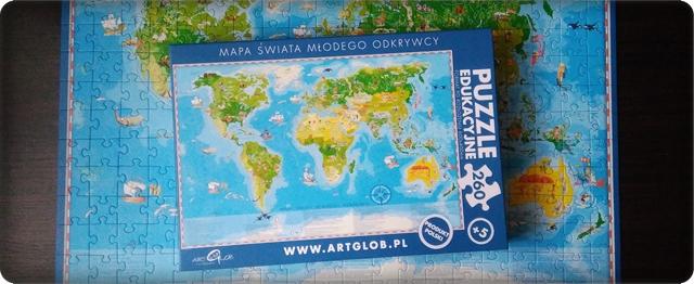 puzzle mapa