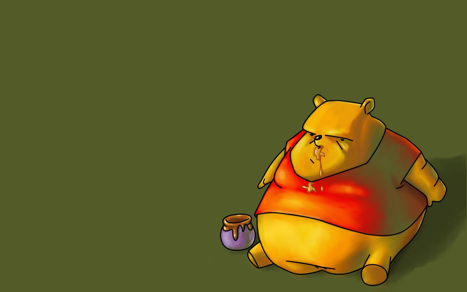 Pooh Wallpaper Iphone Wallpapero