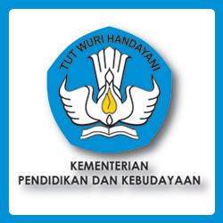 Logo Kementrian Pendidikan dan Kebudayaan