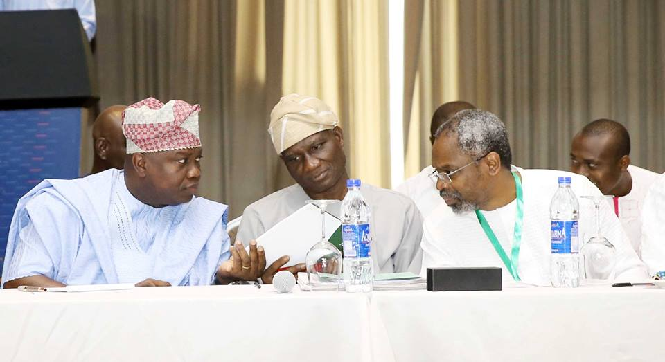 Constitutional review: Ambode calls for closure of Federal Land Registry in Lagos