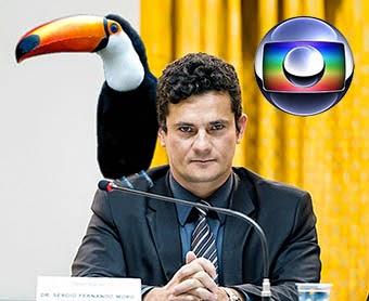 Resultado de imagem para moro, globo e os tucanos